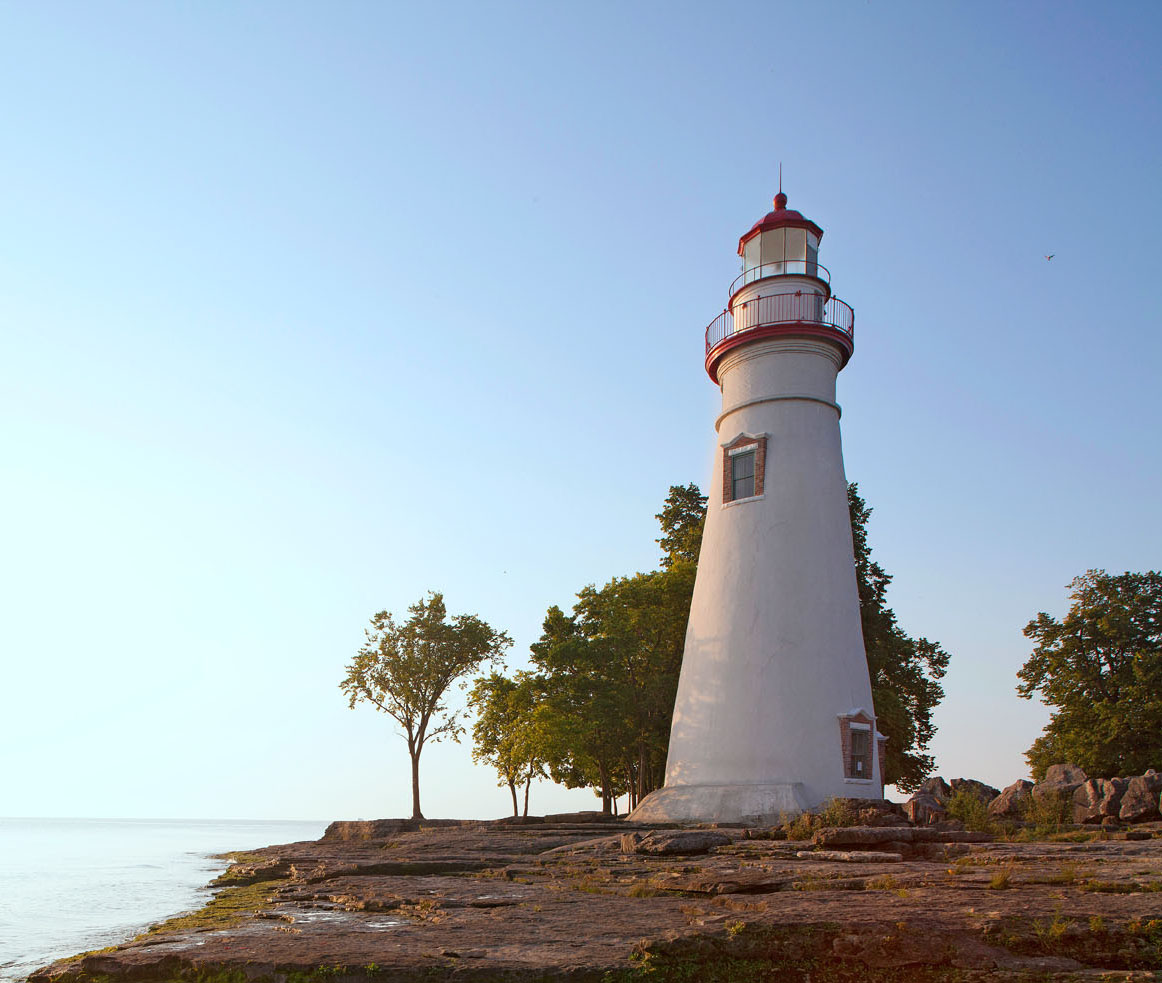 Things to Do in Ohio's Lake Erie Shore--Marblehead Lighthouse State Park