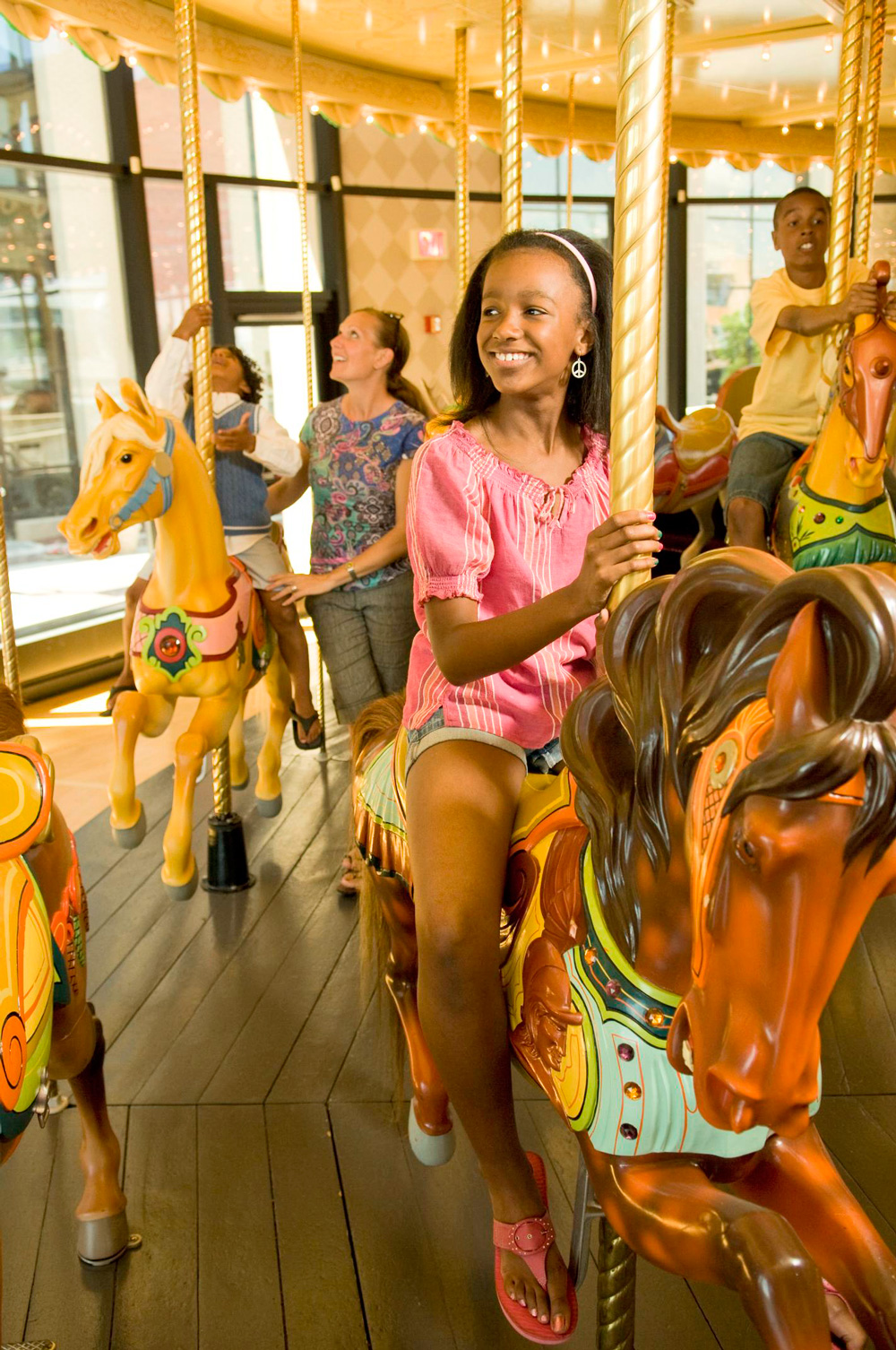 Things to Do in Ohio's Lake Erie Shore--Merry-Go-Round Museum