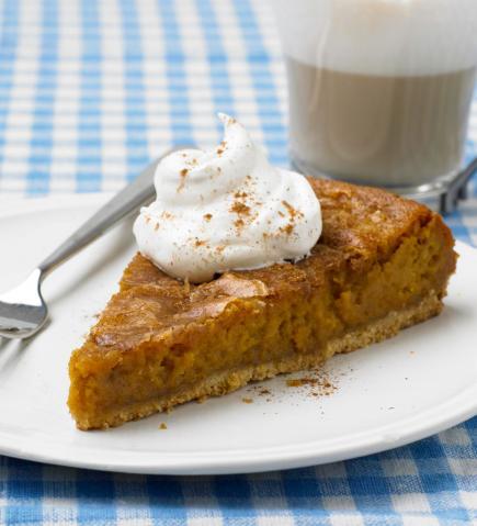 Pumpkin Gooey Butter Cake