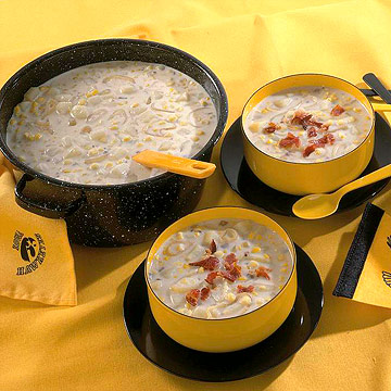 Iowa Corn Chowder