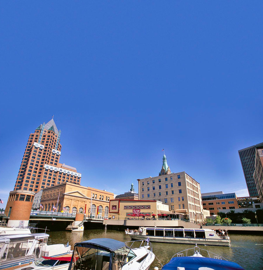 Cool in the city: Milwaukee