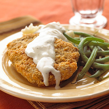 Kansas Chicken-Fried Steak