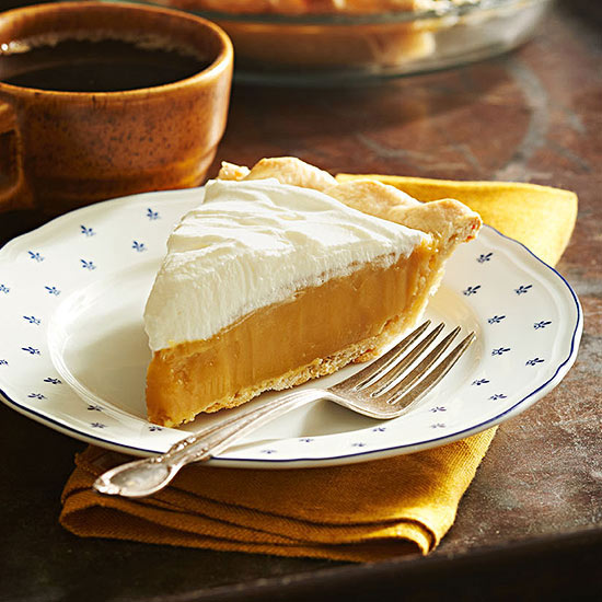 True Butterscotch Pie
