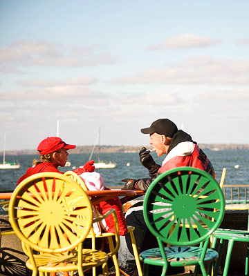 University of Wisconsin's Memorial Union Terrace