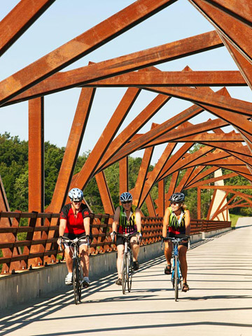 Central Iowa: High Trestle Trail
