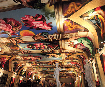 Iowa's Sistine Chapel art