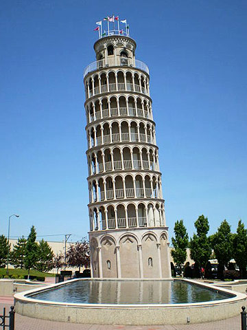 The Leaning Tower of Niles