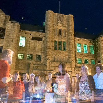 Jefferson City: Missouri State Penitentiary Ghost Tours