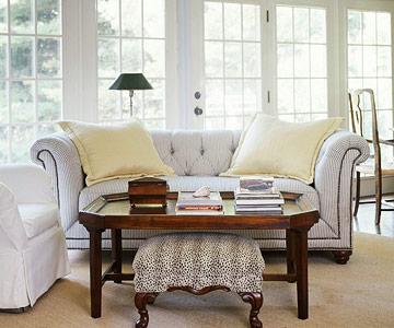 Multitasking rooms and furniture