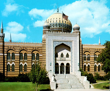 Wisconsin's Taj Mahal
