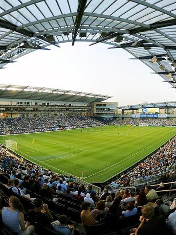 Kansas City, Kansas: Livestrong Sporting Park