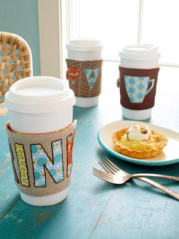 Make cup warmers