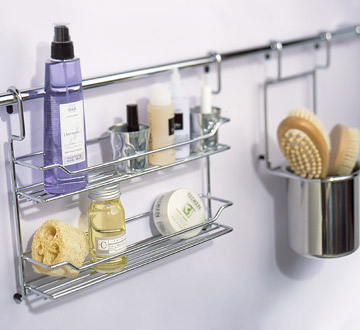 Shower storage