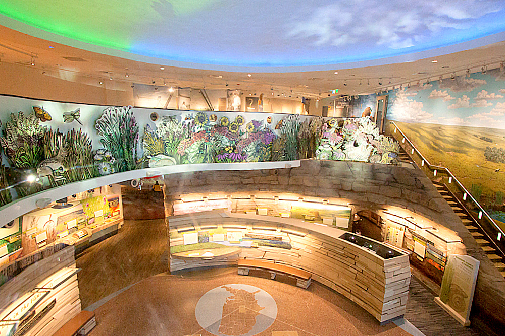 Manhattan, Kansas: Flint Hills Discovery Center