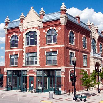 McPherson, Kansas: McPherson Opera House