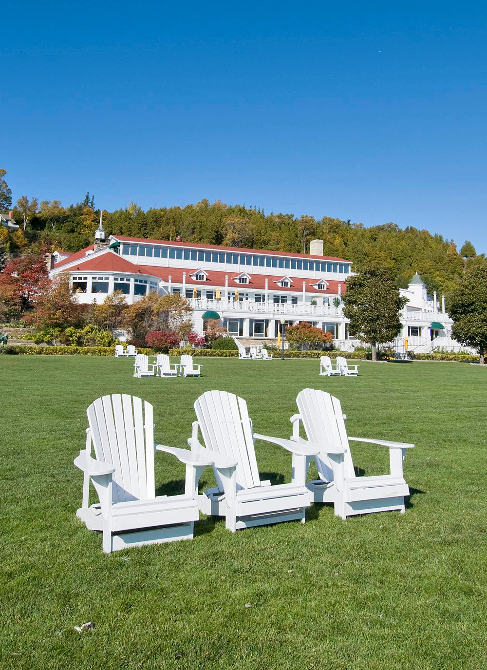 Mission Point Resort, Mackinac Island, Michigan