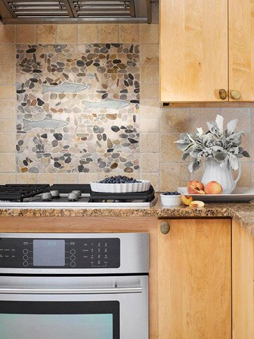 Kitchen Backsplash Updates