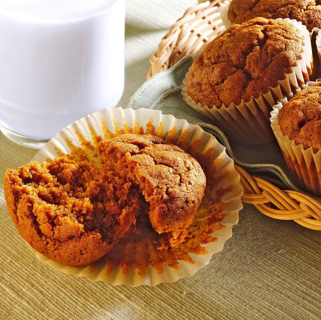 Gingerbread Cupcakes