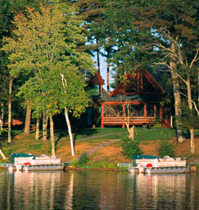 Hayward's lake retreats