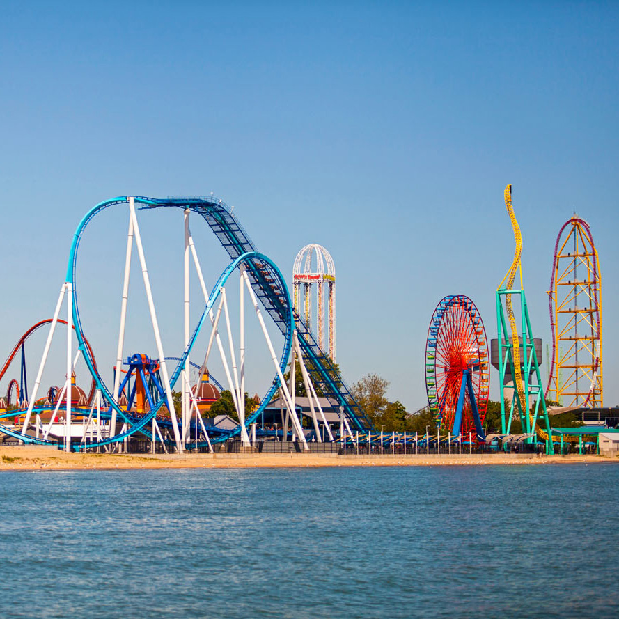 Cedar Point Amusement Park