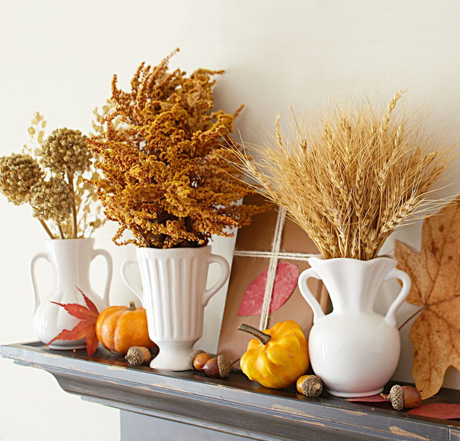 28 Fall Mantel Ideas Midwest Living