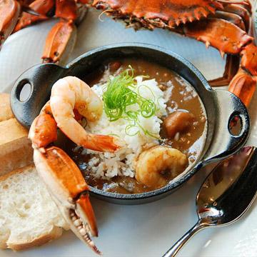 New Orleans: Big Easy Eats
