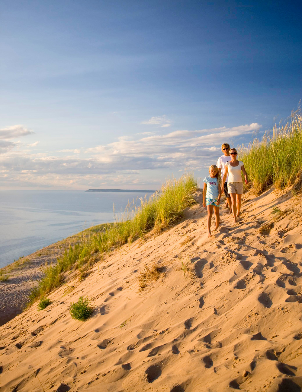 Traverse bays: what to do