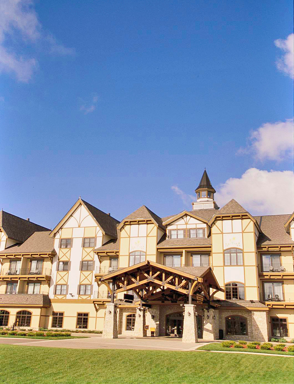 Traverse bays: where to stay