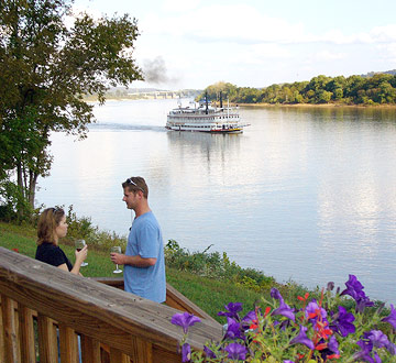 Indiana: Winemaking along the Ohio River