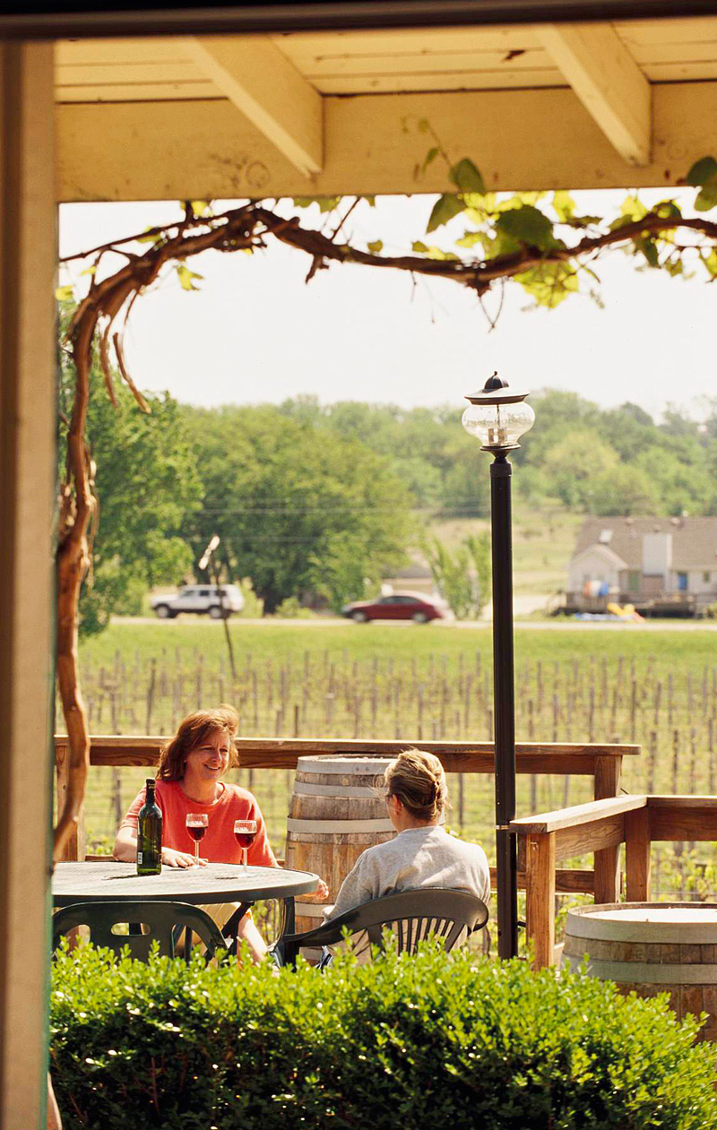 Salina's Smoky Hill Vineyards & Winery