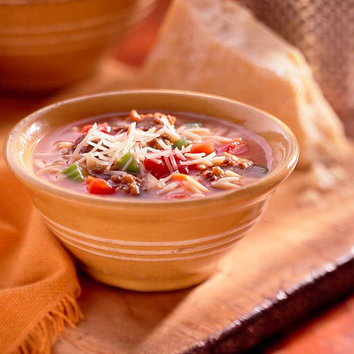 It's Italian Sausage Soup