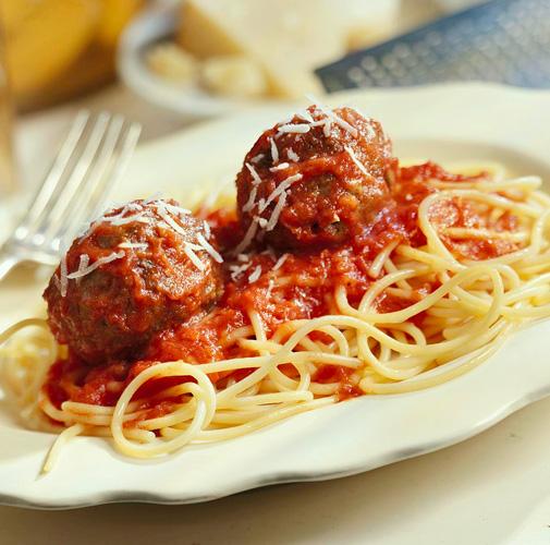 Blue-Ribbon Italian Sauce and Meatballs