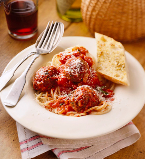 Bartolino's Meatballs