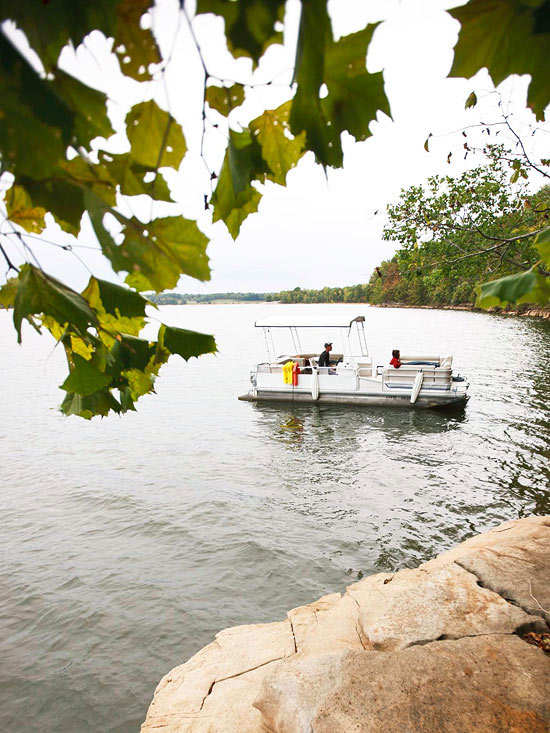 Patoka Lake, Indiana: A sound all its own