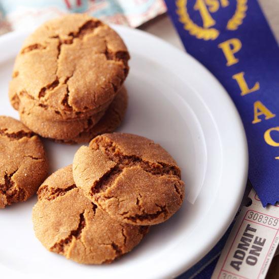 Ohio: Molasses Cookies