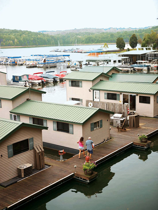 Patoka Lake: Where to stay
