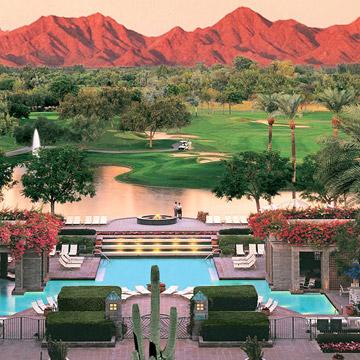Scottsdale, Arizona: Sun Worship