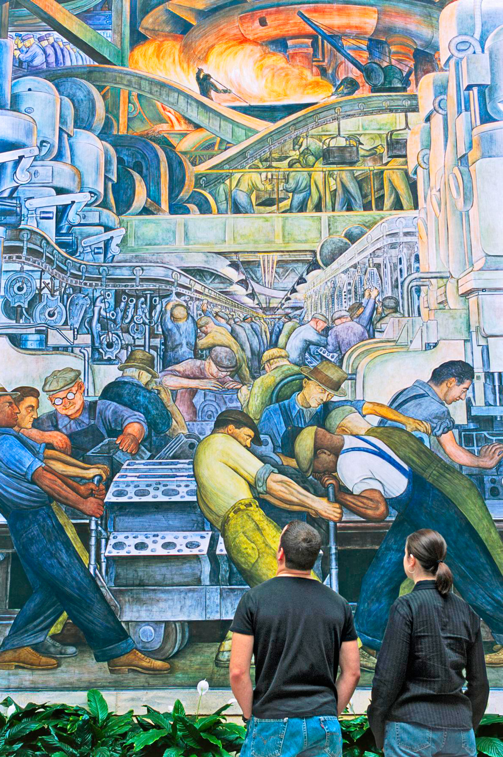 Things to Do in Detroit--Detroit Institute of the Arts