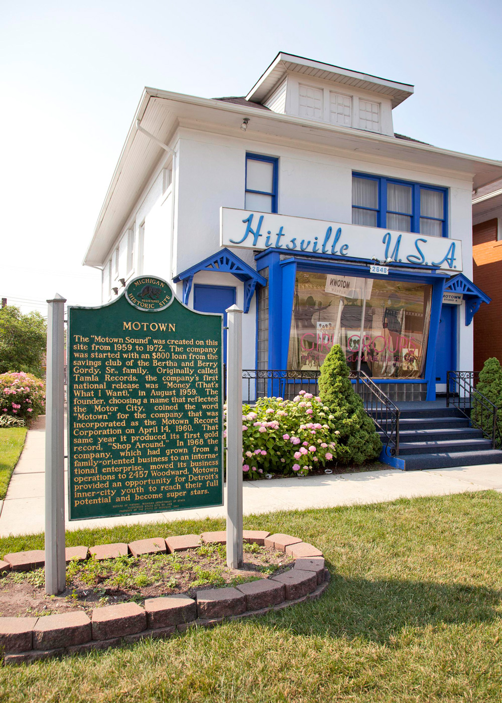 Things to Do in Detroit--Motown Museum