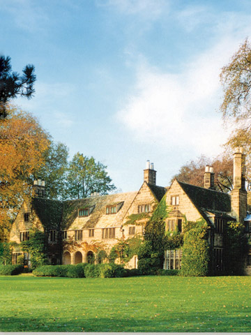 Things to Do in Detroit--Edsel and Eleanor Ford House