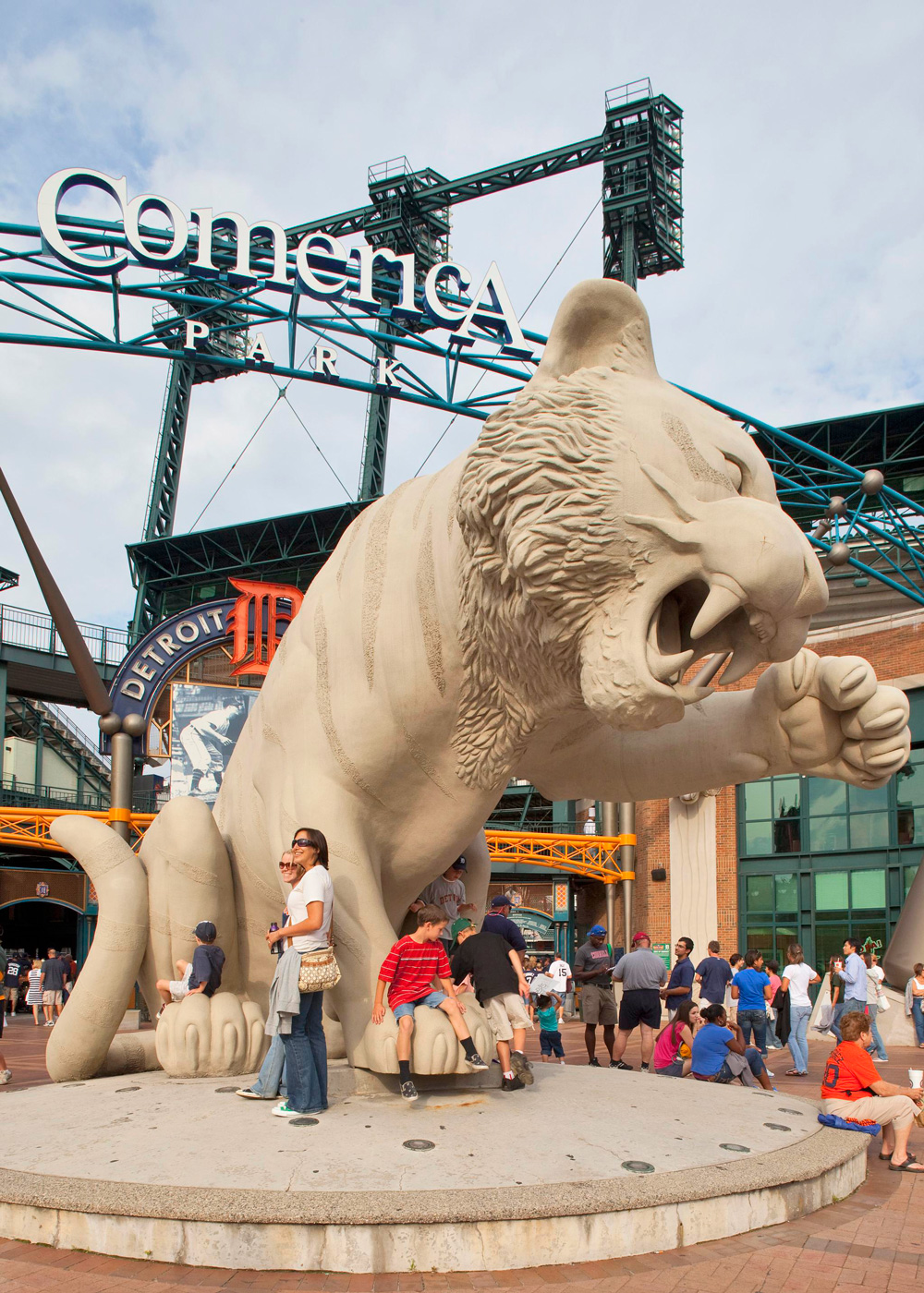 Things to Do in Detroit--Comerica Park
