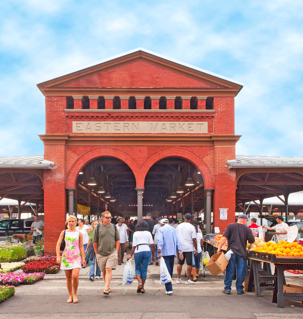 Things to Do in Detroit--Eastern Market