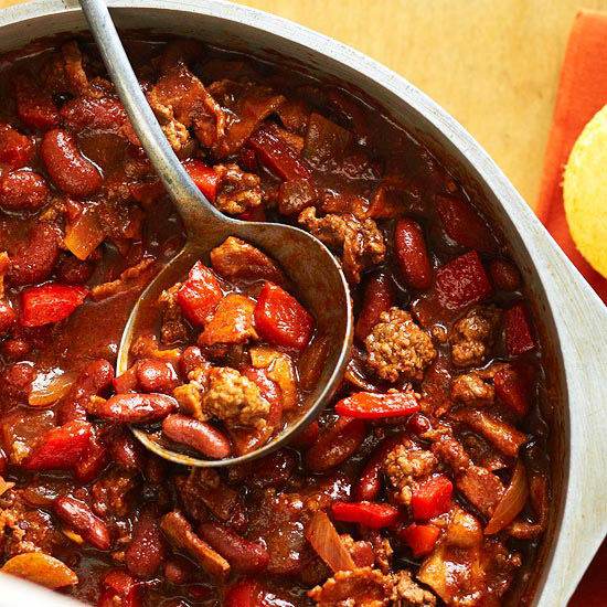 Red Hot Whiskey Chili