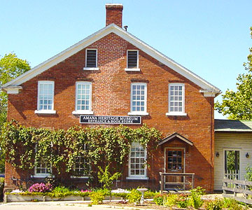 Things to Do in the Amana Colonies--Amana Heritage Society