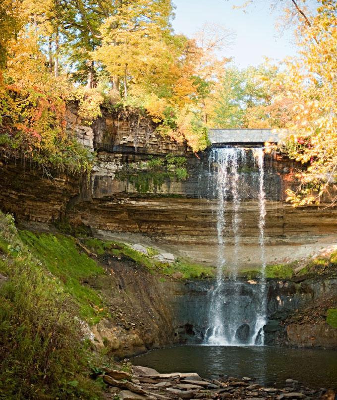 Minnehaha Falls Park