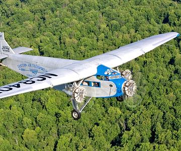 EAA Airventure Museum in Oshkosh