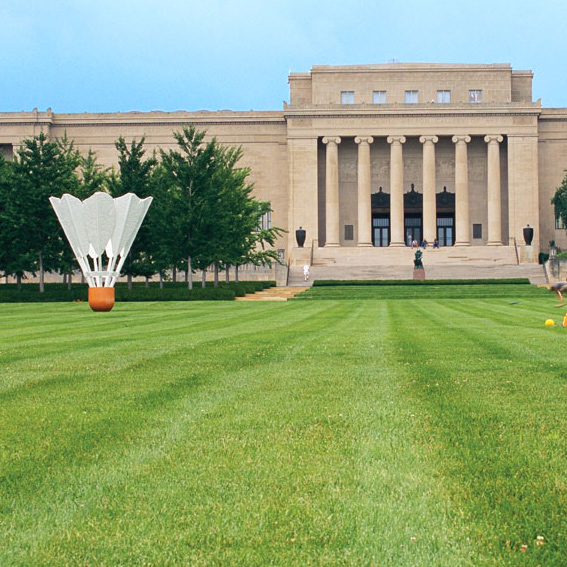 Kansas City, Missouri: Nelson-Atkins Museum