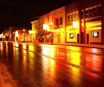 Silver Street in Hurley