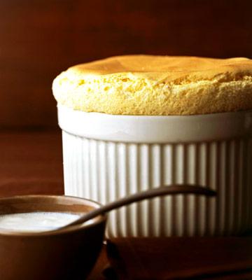 Vanilla Bean Souffle
