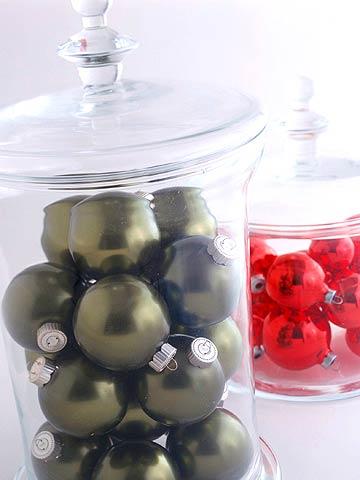 Fill a jar